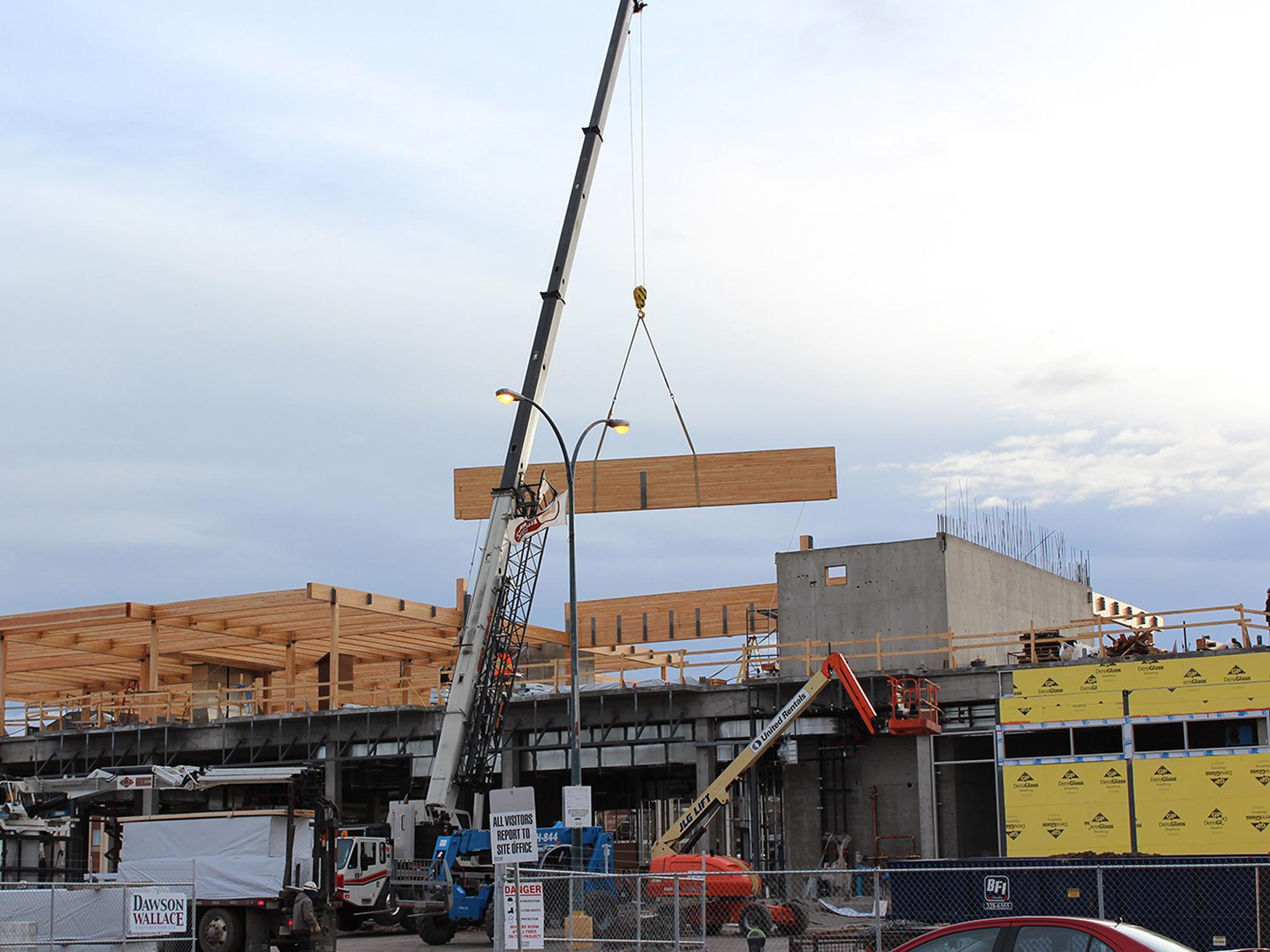 Zero Gravity Cranes & Rigging - Cranes